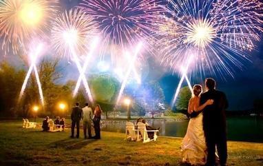 Сварожичи, огненное шоу, пиротехническое шоу, великаны на ходулях - Салют под музыку для вашего праздника
