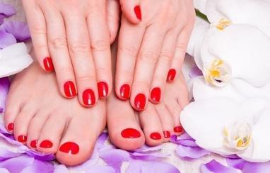 Irisk professional, бутик - Покрытие на ногах 2