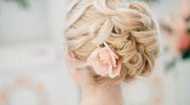 Art-стиль, курсы красоты - Свадебная прическа