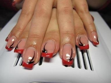 Art-стиль, курсы красоты - Коррекция нарощенных ногтей