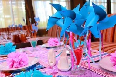 Агентство праздников ИЗУМРУДНЫЙ ГОРОД, организация торжеств и ивент мероприятий - Декор для детских развлечений