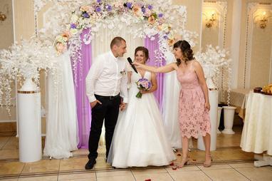 Валентина Владимирова, ведущая, режиссер, организатор событий - Ведущая на свадьбу