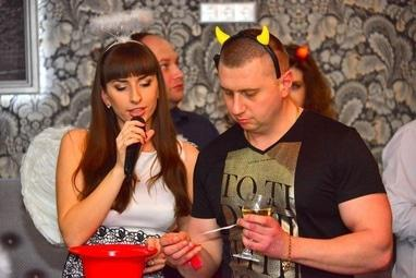 Валентина Матвієнко, ведуча, режисер, організатор подій - Ведуча на корпоративні заходи