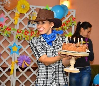 Валентина Матвиенко, ведущая, режиссер, организатор событий - Ведущая на детские праздники