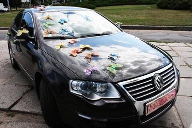 Эдем, агентство организации праздников - Украшение авто