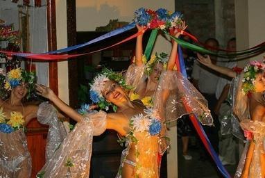 Эдем, агентство организации праздников - Шоу-балеты, стрипденсеры