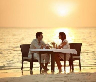 Рудий Кінь, Event-агентство - Романтическое свидание на пляже (Готовые предложения)