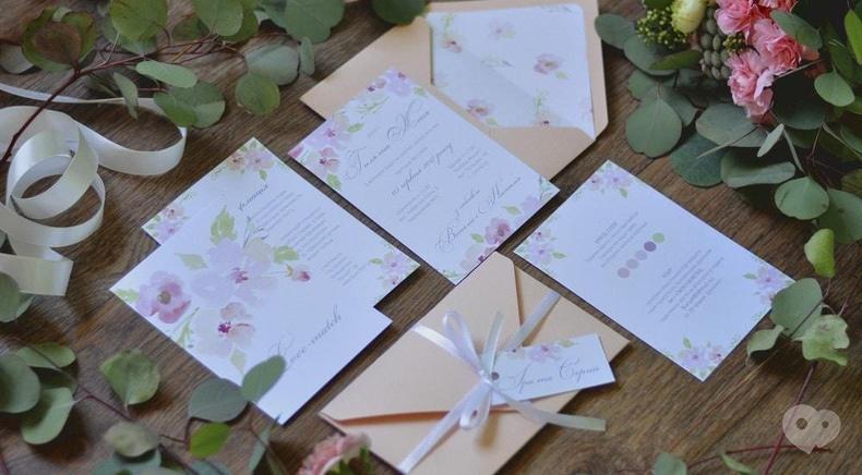 PTASHKA, графический дизайн, свадебная полиграфия - Индивидуальная разработка  дизайн-макетов свадебной полиграфии