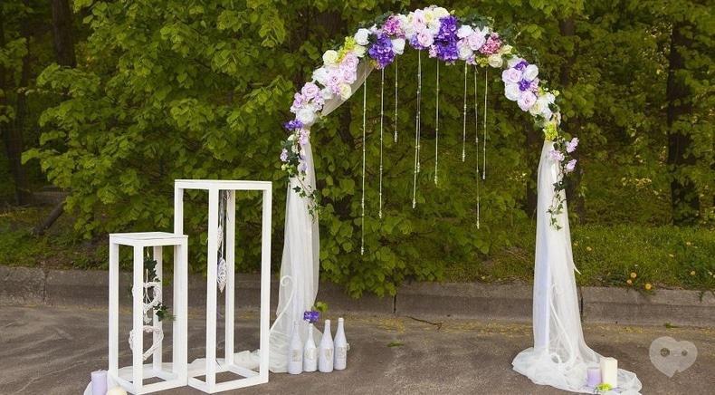 Фото 2 - Творческая мастерская Яся - Организация свадеб