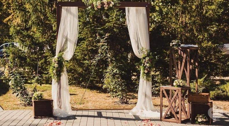 Фото 3 - Творческая мастерская Яся - Организация свадеб