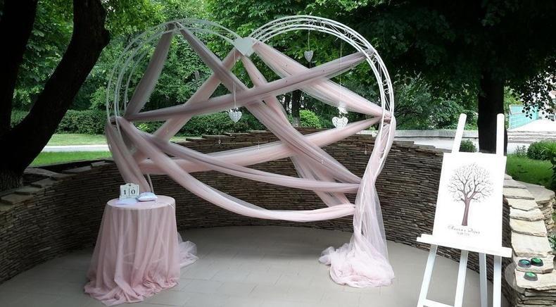 Фото 5 - Творческая мастерская Яся - Организация свадеб