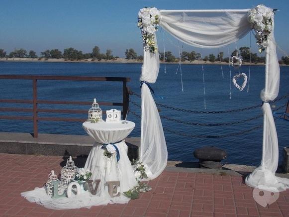 Фото 7 - Творческая мастерская Яся - Организация свадеб