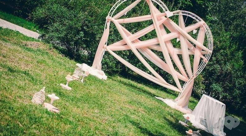 Фото 8 - Творческая мастерская Яся - Организация свадеб