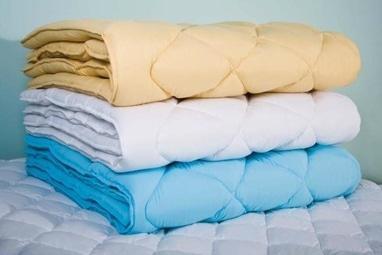 Мобильная реставрация и чистка подушек и одеял, мобильная мастерская - Одеяло евро (200х220 см)