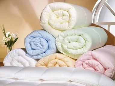 Мобильная реставрация и чистка подушек и одеял, мобильная мастерская - Одеяло  полуторное (145х210 см)
