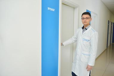 ДокторПРО, медичний центр - Первинне обстеження уролога з УЗД