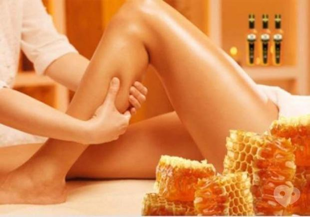 Lady Fit, фитнес–клуб для женщин - Медовый массаж (бедра)