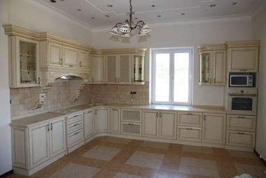М Центр, мебельный салон - Кухня классическая