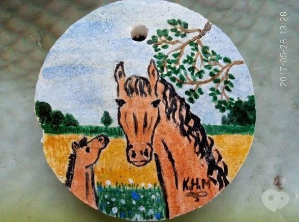 Фото 2 - PEGAS, домашняя конюшня - Изготовление сувениров ручной работы