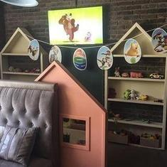 Servant, рест-кафе - Детская комната