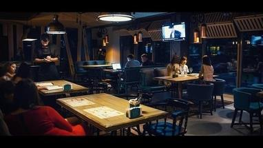 Servant, рест-кафе - Второй этаж