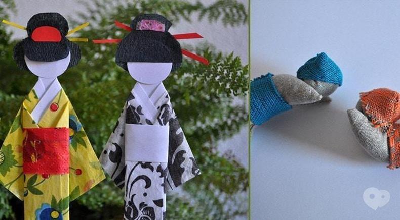 Художній музей - Майстер-класи з виготовлення японських національних іграшок