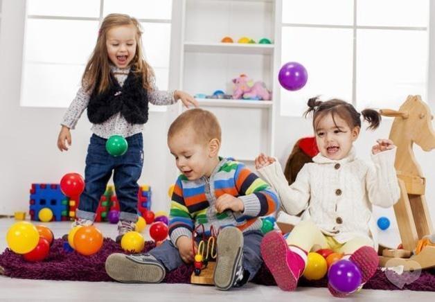 7-Я, клуб услуг для детей и родителей - Курс 'Логоритмика'
