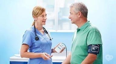 ЄВРОМЕД, медичний центр - Добове моніторування АТ (холтер АТ) з розшифровкою