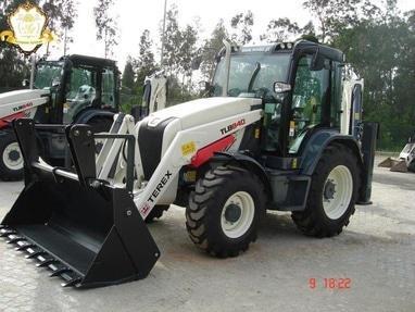 Вест-транс 2008, продовольственно-транспортная компания - Аренда экскаватора Terex 840