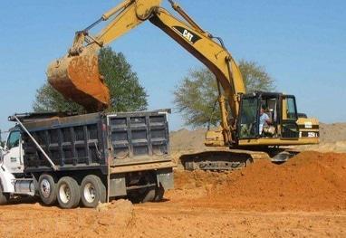 Вест-транс 2008, продовольственно-транспортная компания - Доставка строительной глины