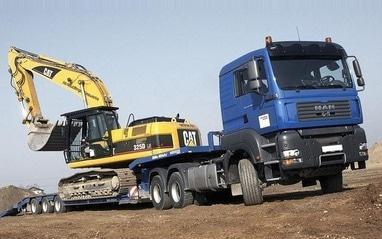 Вест-транс 2008, продовольственно-транспортная компания - Услуги трала