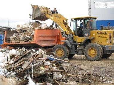 Вест-транс 2008, продовольственно-транспортная компания - Вывоз строительного мусора