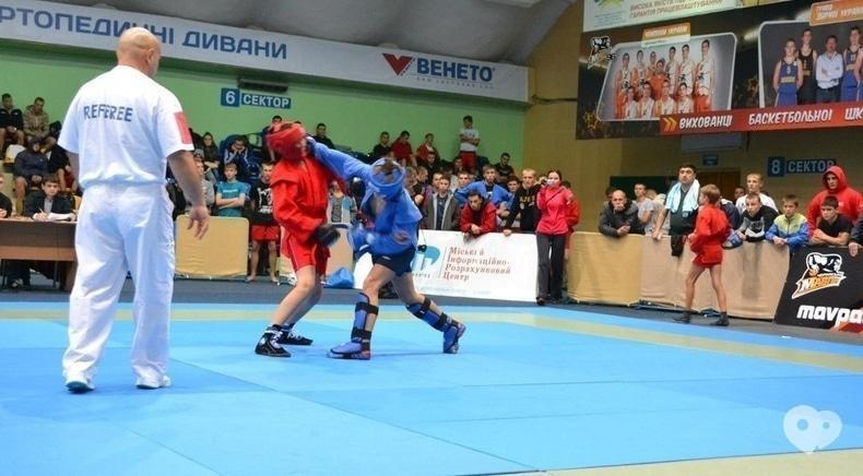 MMA Achilles, бойцовский клуб, боевое самбо, панкратион - Секция 'Боевое самбо'