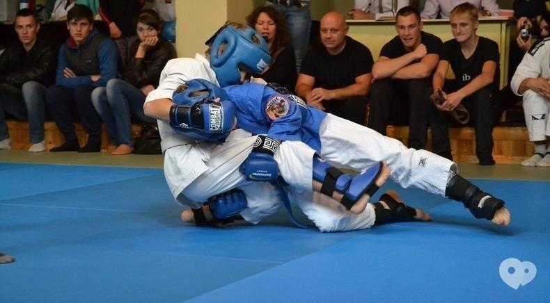 MMA Achilles, бійцівський клуб, бойове самбо, панкратіон - Секція 'Бразильське джиу джитсу'