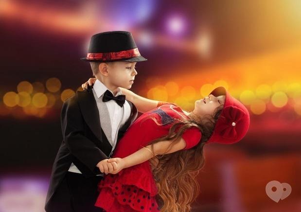 Elite Dance, школа танців, студія танцю, танцклуб - Бальні танці для дітей 2 або 3 рази в тиждень