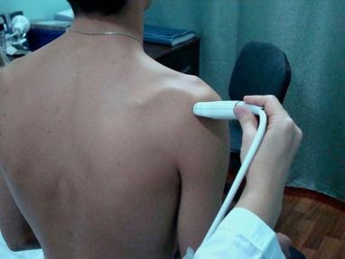 ЄВРОМЕД, медичний центр - УЗД плечового суглоба