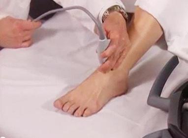 ЄВРОМЕД, медичний центр - УЗД гомілковостопного суглоба