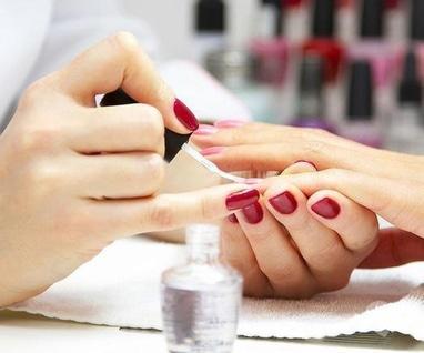ФЛЭМП, Студия красоты - Покрытие ногтей лаком