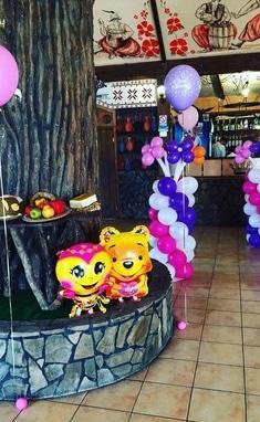 ВЛАДА, отельно-развлекательный комплекс - Проведение детских дней рождений