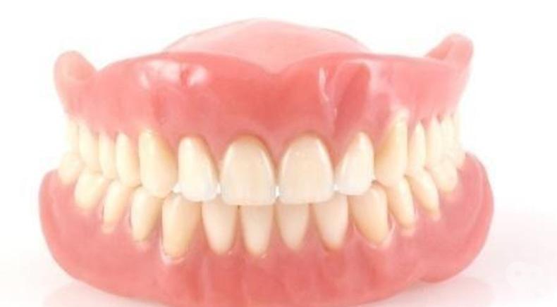 Стомадеус, стоматологическая клиника - Съемный протез