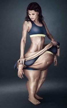 Lady Fit, фитнес–клуб для женщин - 3-месячный проект похудения для женщин