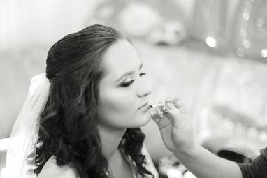 Аничка Капшитарь, проффесиональный визажист, бровист, лешмейкер - Свадебный макияж