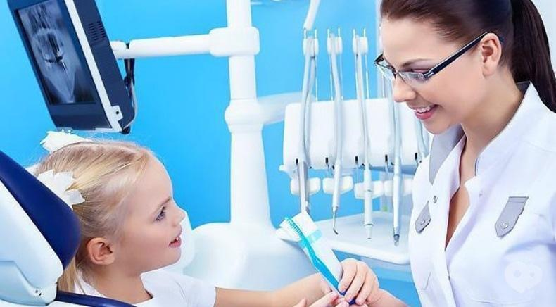 Сучасна Сімейна Стоматологія - Професійна чистка щіточкою