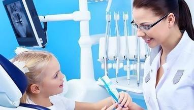 Сучасна Сімейна Стоматологія - Профессиональная чистка щеточкой