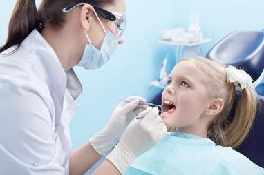 Сучасна Сімейна Стоматологія - Маленький кариес