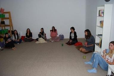 Наснага, студия развития Оли Чипенко - Тренинги и семинары для взрослых