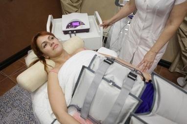 Дар Каліфа, DaySpa - Прессомассаж лікувальний