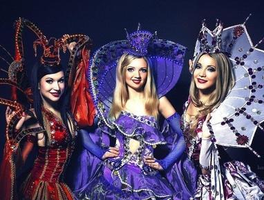 Мир Торжества, организация праздников - Шоу-балеты