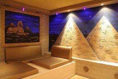 Банбас, водно-оздоровчий комплекс - Єгипетський хамам