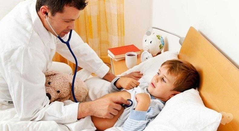 Лікар Здоров'я, центр сімейної медицини - Виклик лікаря-педіатра  додому